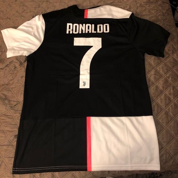 best service c829f 1ab75 Cristiano Ronaldo juventus kit NWT